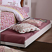 Trundle Bed - White