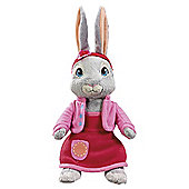 Peter Rabbit Talking Soft Toy - Lily Bobtail