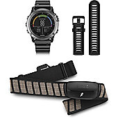 Garmin Fenix 3 Performer HR Bundle Grey