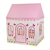 Kiddiewinkles 2 In 1 Rose Cottage and Tea Shop Playhouse - Large