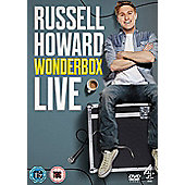 Russell Howard Wonderbox Live (DVD)