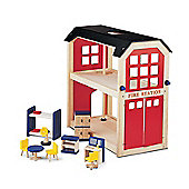 Pintoy Fire Station & Accessories
