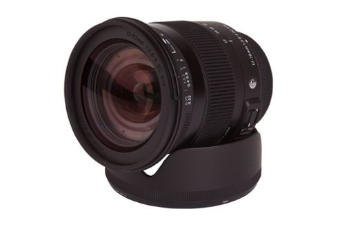 Sigma 17-70mm f/2.8-4 A Series DC OS (Stabilised) Macro Canon EOS D Fit Lens