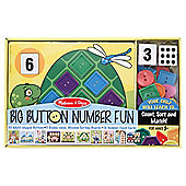Melissa and Doug Big Button Number Fun