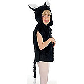 Cat Fur Tabard - Child Costume 3-6 years