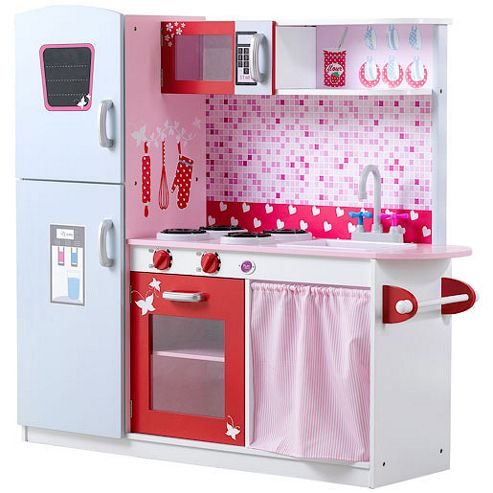 Plum Terrace Wooden Role Play Kitchen