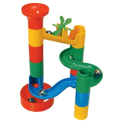 Cheatwell Games Marbultopia Helter Skelter Marble Run Starter Set