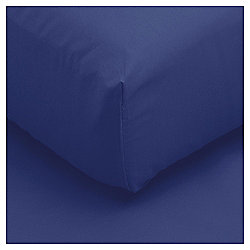 Single Fitted Sheet - Navy