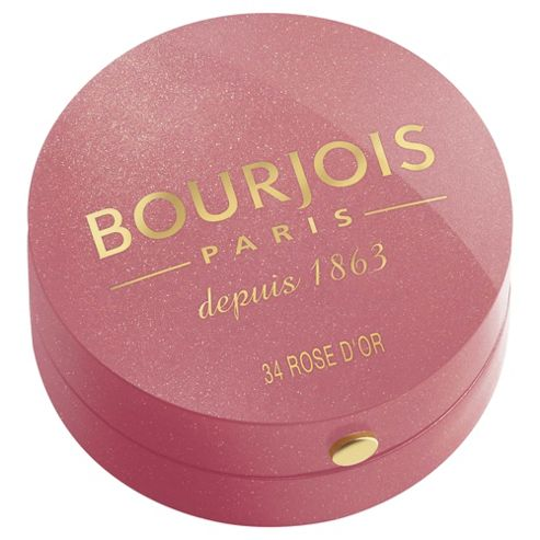 Bourjois Round Pot Blush-Rose D'Or