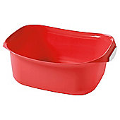 Tesco Red and white Bowl