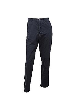 Regatta Mens Crossfell II Walking Trousers - Navy