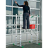 Trade 5Way Combination Ladder & Work Platform