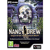 Nancy Drew - Legend of the Crystal Skull - PC