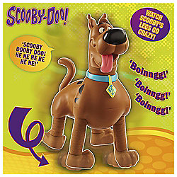 Crazy Legs Scooby