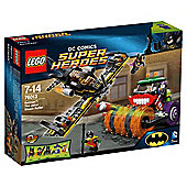 LEGO DC Super Heroes Batman: The Joker Steam Roller 76013