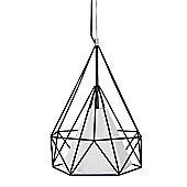 Polygon Single Ceiling Light