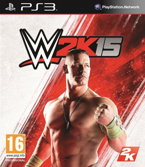WWE 2K15 (PS3)
