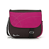Silver Cross Changing Bag - Raspberry