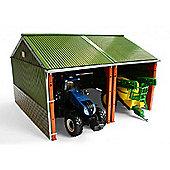 Britains 1:32 Big Farm Machinery Building