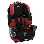 Graco Nautilus Group 1-2-3 Car Seat, Damson