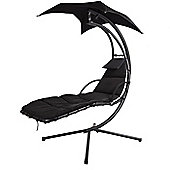 Suntime Helicopter Swing Seat Black