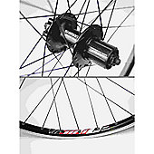 Momentum S-Track 2.10/M475 26 Disc/V-Brake Wheel: Rear.