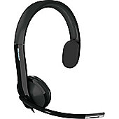 Microsoft LifeChat LX-4000 Wired Mono Headset - Over-the-head - Semi-open