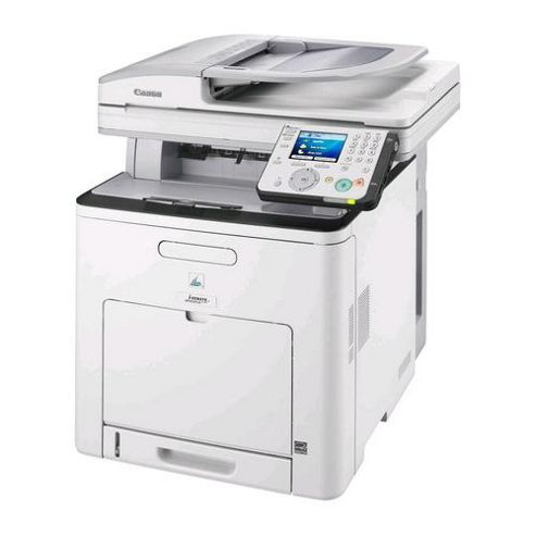 Canon I-SENSYS MF9280CDN Colour Laser Multifunction Printer.