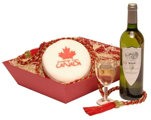 Canadian Cake & Wine