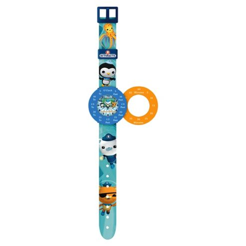 Zeon Octonauts Time Teacher Watch
