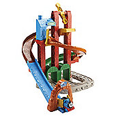 Fisher-Price Thomas' Twisting Tower Tracks Set