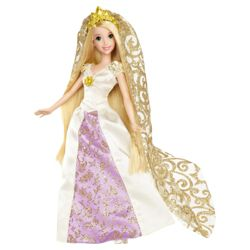 Disney Princess Tangled Rapunzel Bride Doll