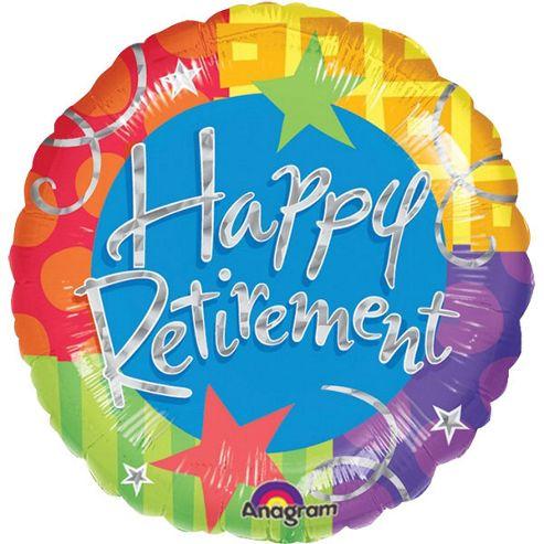 18' Happy Retirement Prismatic (each)