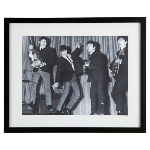 Framed Poster Print - The Beatles