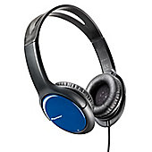 PIONEER SEMJ711 HEADPHONES (BLUE)