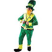 St Patrick's Leprechaun Costume