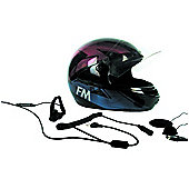 Helmet Speaker and Microphone Kit