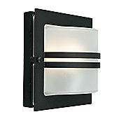 Norlys Bern Outdoor Wall Light in Black