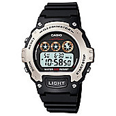 Casio Gents Illuminator Watch W-214H-1AVEF