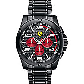 Scuderia Ferrari Gents Paddock Chronograph Watch 0830037