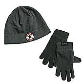 CONVERSE Fleece Kids Hat & Glove Set, 4-7 Years