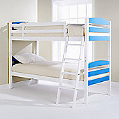 Elements Childrens Bunk Bed - Blue / White