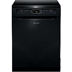 Hotpoint EcoTech FDFET 33121 K Dishwasher - Black