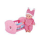 Cup Cake Mini Baby Bedtime Doll