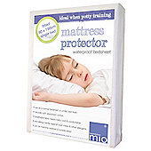 Bambino Mio Fitted Mattress Protector Single Bed (190cm x 90cm)