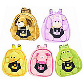"Farm Animal 10"" Backpack"