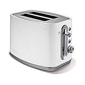 "Morphy Richards ""44872\"" Elipta 2-Slice Stainless Steel Toaster - White"
