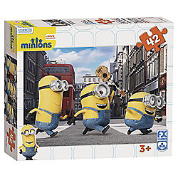 Minions Movie 42 Piece Puzzle