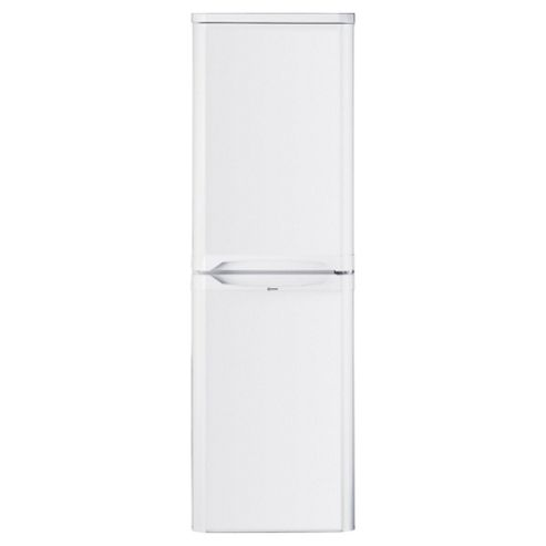 Indesit CAA55 Fridge Freezer, A+, 54.5, White