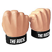 WWE The Rock Rumble Fists